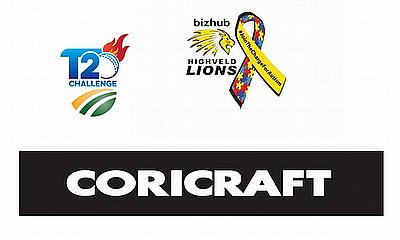 Bizhub Highveld Lions Team up with CoriCraft