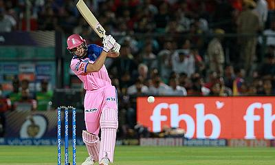 Rajasthan Royals turn over Mumbai Indians at the Wankhede Stadium