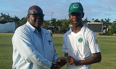 King and Grant Lead TT and Barbados to Wins in CWI u15 Super50 Cup