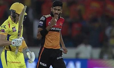 Bairstow Stars as Sunrisers Hyderabad Beat Chennai Super Kings