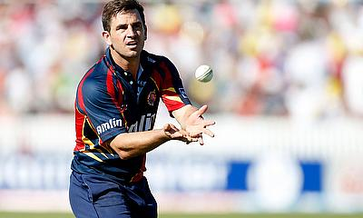 Essex Eagles captain Ryan ten Doeschate