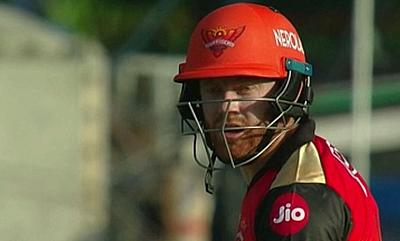 Jonny Bairstow - Sunrisers Hyderabad