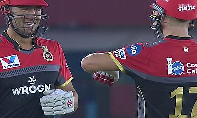 Royal Challengers Bangalore beat Kings XI Punjab by 17 runs in IPL