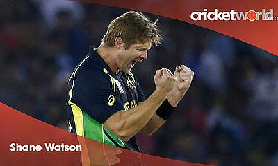 Cricket World Player of the Week – Shane Watson