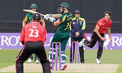 Notts Outlaws v Leicestershire Foxes