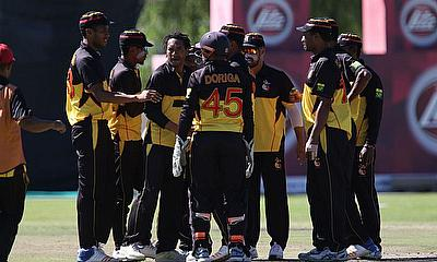 Papua New Guinea secure top-four finish on dramatic final day