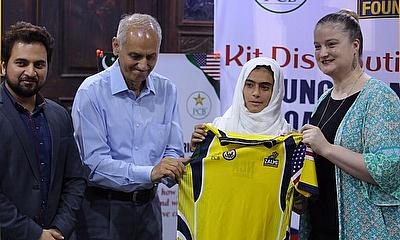 US Consulate, PCB and Zalmi Foundation support Girls Cricket