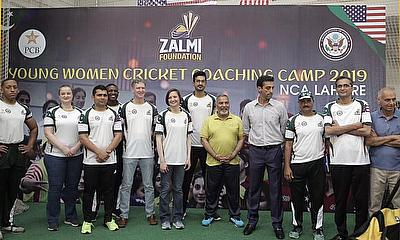 US Consulate, PCB and Zalmi Foundation support Girls Cricket Camp in