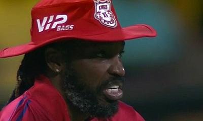 Chris Gayle  - Kings XI Punjab