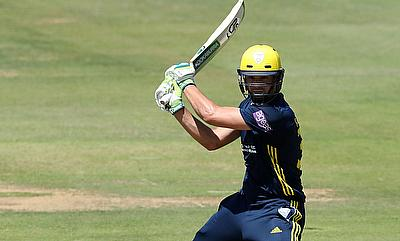 Hampshire  win thriller against  Sussex at the Ageas Bowl in Royal London Cup