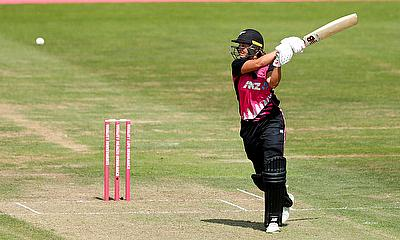 Hampshire will be without prolific New Zealand international Suzie Bates