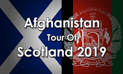 Afghanistan tour of Scotland 2019
