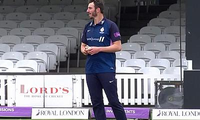 Middlesex beat Glamorgan by 5 wickets at Lord's in Royal London One Day Cup