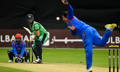 Ireland Men's Squad Named for Afghanistan Series