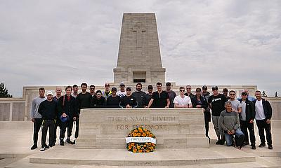 Pat Cummins speaks about  Australia Squad's poignant visit to Gallipoli