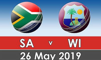 Cricket World Cup Warm Up Match 2019 - South Africa v West Indies