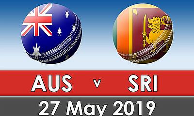Cricket World Cup Warm Up Match 2019 - Australia v Sri Lanka