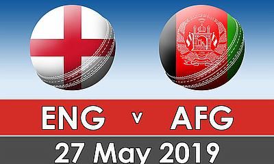 Cricket World Cup Warm Up Match 2019 - England v Afghanistan