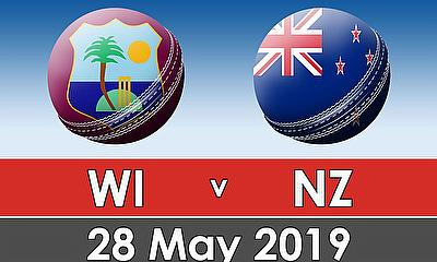 Cricket World Cup Warm Up Match 2019 - West Indies v New Zealand