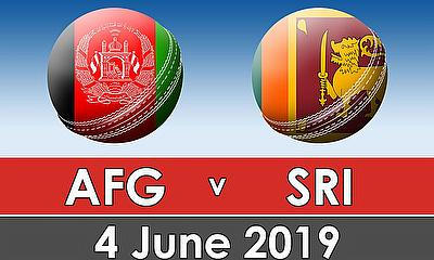 Cricket World Cup 2019 - Afghanistan v Sri Lanka