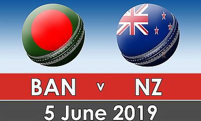 Cricket World Cup 2019 - Bangladesh v New Zealand Live Updates