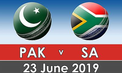 Cricket World Cup 2019 - Pakistan v South Africa