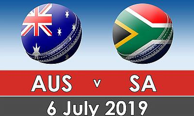 Cricket World Cup 2019 - Australia v South Africa