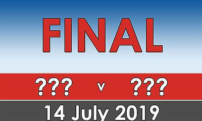 Cricket World Cup 2019 - Final 14th July