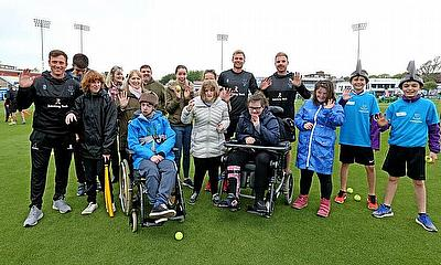 500 People Attend Sussex Cricket's Tenth Disability Inclusion Day