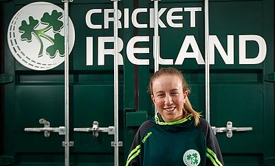 Celeste Raack Set for a Big International Cricket Season for Her Adopted Country