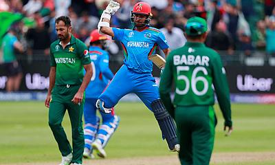 ICC Cricket World Cup 2019 - Afghanistan warm-up at the expense of Pakistan