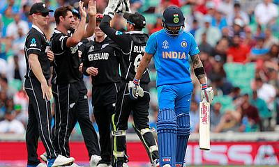 ICC Cricket World Cup 2019 Warm Up Match - New Zealand beat India by 6 wickets