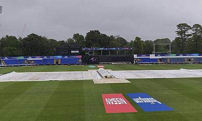 Rain rules at Cardiff for the Pakistan v Bangladesh warm-up match