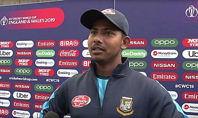 Mosaddek Hossain Speaks About Upcoming Matches
