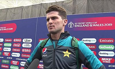 Shaheen Afridi on Pakistan Preparations