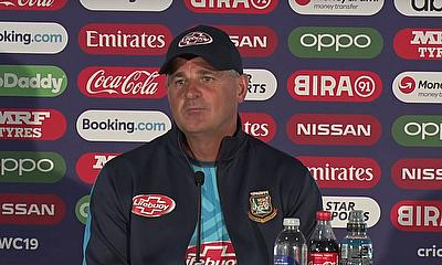 Bangladesh's Steve Rhodes Speaks About Preparations