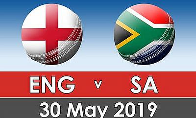 Cricket World Cup 2019 - England v South Africa