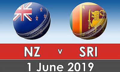 Cricket World Cup 2019 - New Zealand v Sri Lanka