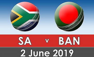 Cricket World Cup 2019 - South Africa v Bangladesh