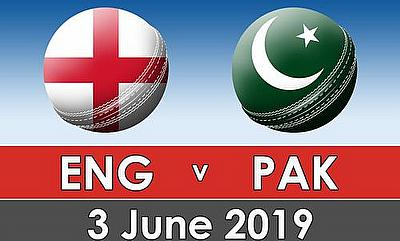 Cricket World Cup 2019 - England v Pakistan