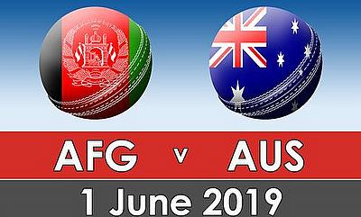 Cricket World Cup 2019 - Afghanistan v Australia