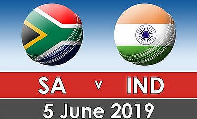 Cricket World Cup 2019 - South Africa v India