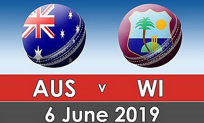 Cricket World Cup 2019 - Australia v West Indies