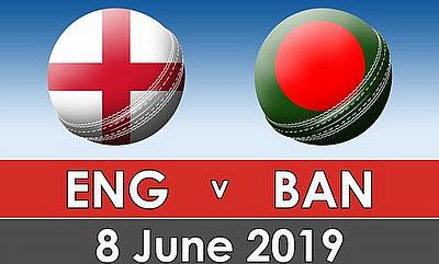 Cricket World Cup 2019 - England v Bangladesh