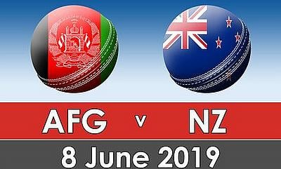 Cricket World Cup 2019 - Afghanistan v New Zealand