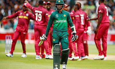 ICC Cricket World Cup - Pakistan has no answer to West Indies pace at Trent Bridge
