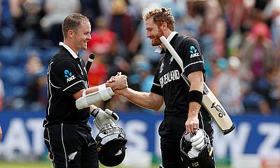 New Zealand decimate Sri Lanka by 10 wickets on a green top at Cardiff