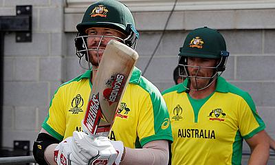 Australia with all too easy win over Afghanistan in Bristol today