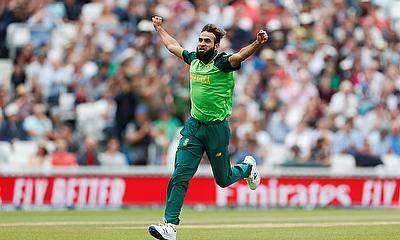 CSA congratulates Imran Tahir on his 100th ODI cap
