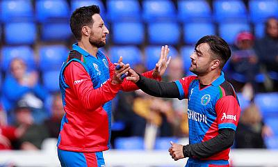 With Rashid Khan and Mohammad Nabi in their ranks Afghanistan always have chance to win